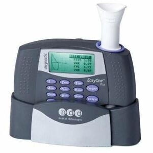 Ndd Medical Easyone Plus Diagnostic Spirometry System