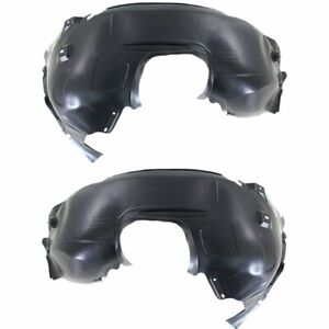 Fender Liner New Front Right And Left Lh Rh For Ford Focus 2012 2018