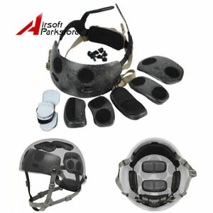 Emerson Helmet Dial Liner Kit DE for Tactical Military Ops-Core MICH Fast Helmet