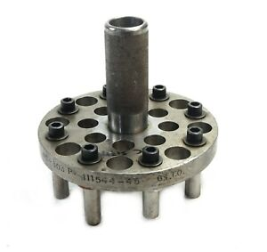 Axle Hub Wheel Bolt Pattern Master Gage W 8 Lugs 8 Spikes mg 303 P 111544 45