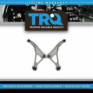 Trq Front Lower Control Arm Ball Joint Assembly Pair Lh Rh For Nissan Altima