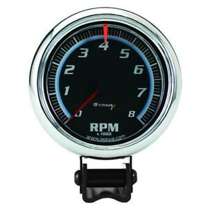 Equus Tachometer Gauge 6078 6000 Series 0 To 8000 Rpm 3 3 8 Electric