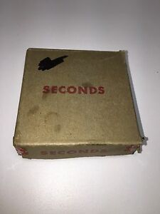 Vintage Box Of Seconds Glass Slides For Microscopes 27 Total Tt070816