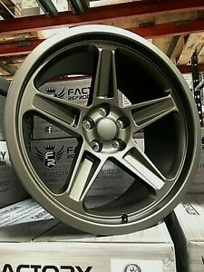 4 20 Staggered Dodge Demon Style Wheels Bronze Brass Challenger 300c Charger