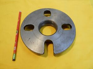 South Bend Lathe Dog Drive Plate Face Work Holder Tool 6 5 8 X 2 1 4 8 Tpi