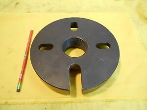 South Bend Lathe Dog Drive Plate Face Work Holder Tool 8 X 2 3 8 6 Tpi