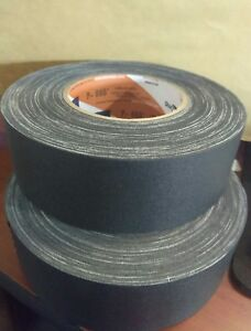 2 P 665 Packing Tape General Purpose Gaffers permacel 2 In X 55 Yds black