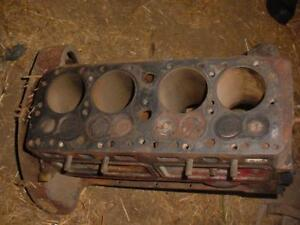 Original Ford 8n Tractor Engine Block Motor 9n 8n 2n Ford no 1
