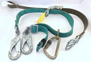 Buckingham Super Squeeze Arborist Tree Belt Equipment Strap h6