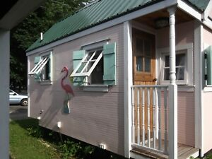 Tiny House On Wheels Needs Some Finishing Touches Great Deal And Priced Low