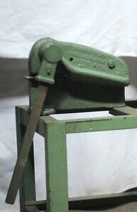 Badger State Machine Company Number 3 5 5 Shear