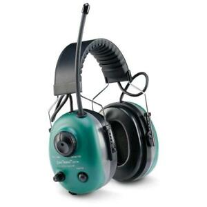 Elvex Quietunes 660r Am fm Radio Rechargeable Earmuffs