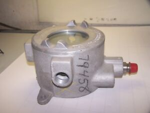 New Explosion Proof Mercoid Pressure Switch Dah 31 153
