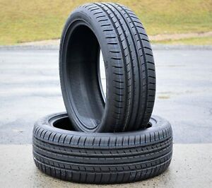 2 New Cosmo Muchomacho 235 40r19 Zr 96y A s High Performance Tires