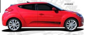 Graphics Kit Decals Emblems Trim Ee1932 For Hyundai Veloster 2012 2018