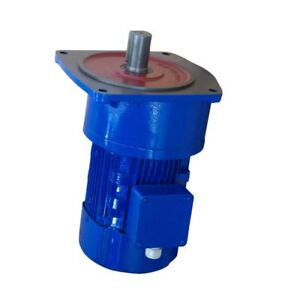 Electric Motor Gear Reducer
