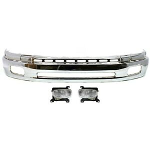 Bumper Kit For 2000 2002 Tundra Front 3pc