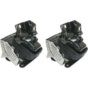 2pc Motor Mount Front Left Right For Chevy Silverado Gmc Yukon Cadillac Escalade