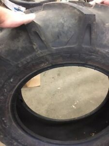 One Used 12 4 24 Grip King R1 Tire