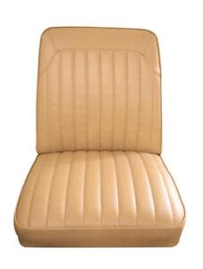 Econoline Falcon Deluxe Seat Upholstery For Front Buckets Only 1962 1965