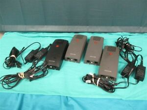 Lot Of 4 Polycom Soundstation 2 Direct Connect Interface Module 2201 06415 603