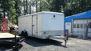 05 Wells Cargo 18 Fleet Maintenance Trailer Lube Trailer