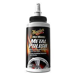 Meguiars G4510 Metal Polish Hot Rims R For Fast Cutting And Fine Finishing
