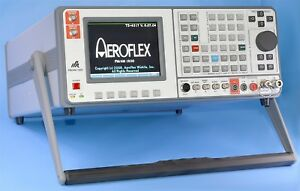 Ifr Aeroflex Fm am 1600s Communication Service Monitor Ts 4317 New In The Box