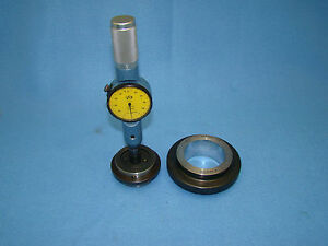 Dorsey Dial Bore Gage And Master Ring Resolution 002mm