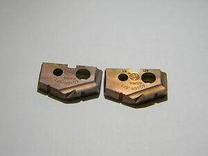 Allied Machine And Engineering Spade Drill Insert 43 64 T a Box Of 2 4c10h 671
