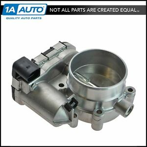 Electronic Throttle Body Valve Assembly For Cts Srx Sts Rendezvous Lacrosse 3 6l