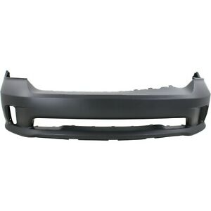 Front Bumper Cover For 2013 2017 Ram 1500 1 piece Bumper Type Primed Plastic