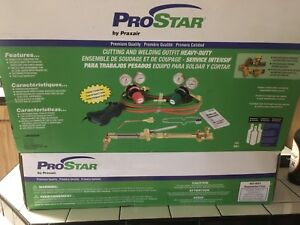 Prostar By Praxair Cutting And Welding Outfit Heavy Duty