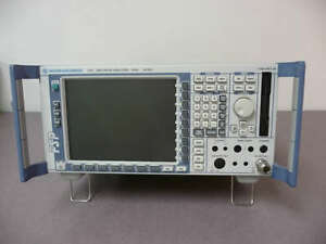 Rohde Schwarz Fsp30 20 Hz To 30 Ghz Spectrum Analyzer Loaded Calibrated