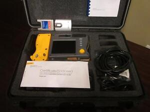 Fluke Tir2ft 20 Infrared Thermal Imager With Ir Fusion Technology Pristine