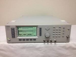 Anritsu 68367c 10 Mhz 40 Ghz Synthesized Sweep Signal Generator Calibrated