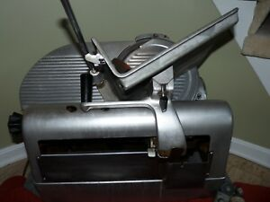 Hobart 1712 Commercial Meat Cheese Automatic Deli Slicer