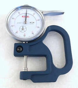 Spi Thickness Gauge Measuring Dial 001 0 0 5 Swiss Precision Instruments