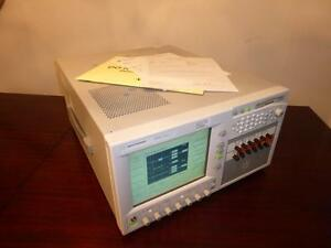 Agilent Hp 81141a 7 Ghz High speed Serial Pulse Data Generator Calibrated