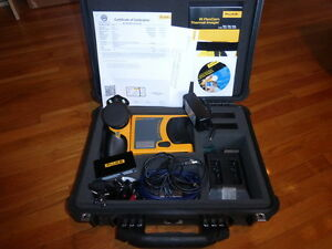 Fluke Ti45ft ht 20 Ir Thermal Imager W High Temperature Option Calibrated