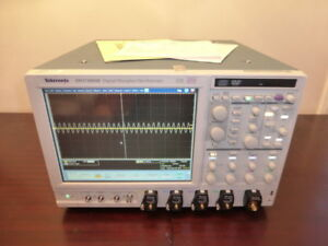 Tektronix Dpo72004b 20ghz 4ch 50gsa s Real time Digital Oscilloscope Calibrated
