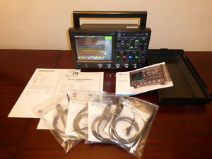Lecroy Teledyne Wavejet 354t 500mhz 2gs s 4ch Oscilloscope With Std Accy s