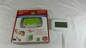 Honeywell 7 Day Programmable Thermostat Touchscreen Rth7600d1030