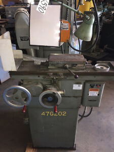 Brown Sharpe 612 Surface Grinder
