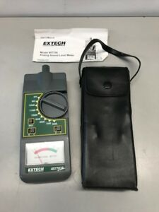 Extech 407703a Analog Sound Level Meter 60 120db gce032837
