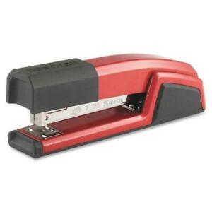 Bostitch Bosb777red Metal Epic Stapler Full Strip 25 Sheets Capacity Red