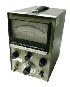 Keithley 610c Solid State Analog Electrometer