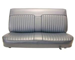 Chevy S10 S15 Pickup Seat Upholstery For Front Bench 1982 1993 Made In The Usa