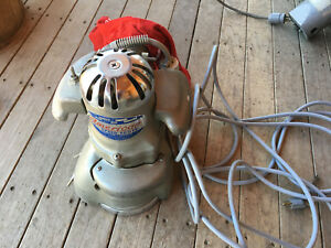 Lincoln American Floor Sander 2 Speed Edger Nice