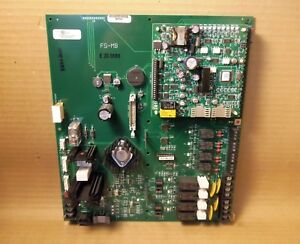 Siemens Fs mb 580 049010 3 Fire Seeker Cpu Board Circuit Board Fire Alarm